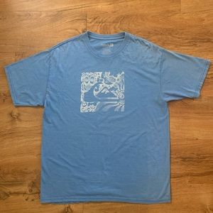 Quiksilver Shirts - Quicksilver Surfing Men's Graphic T-Shirt